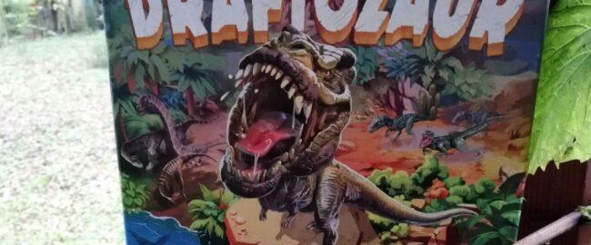 Draftozaur – idealna gra dla fanów dinozaurów