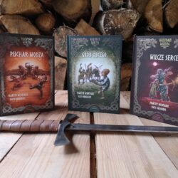 Halvdan Wiking – ekscytująca seria Martina Widmarka