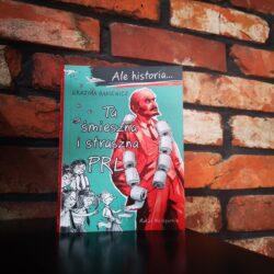 Dziękuję wydawnictwu Nasza Księgarnia za przekazanie recenzenckiego egzemplarza książki.