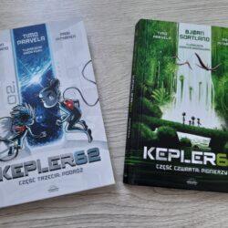 Kepler 62: Podróż i Pionierzy