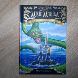 Misje Merlina. Lato z potworem morskim.