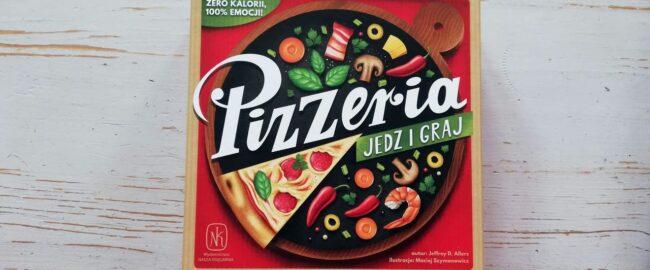 Gra Pizzeria. Jedz i graj – recenzja