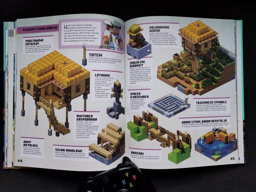 Minecraft. Niesamowite bazy