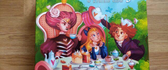Alicja w krainie słów – słowna gra dla całej rodziny