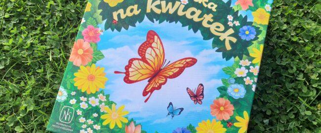 Z kwiatka na kwiatek – wciel się w rolę ogrodnika, sadź rabatki i wab motyle