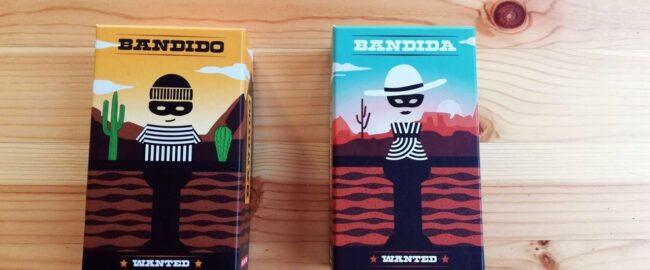 Bandida i Bandido – nie pozwól im uciec!