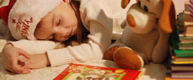 Prezent dla dzieci pod choinkę – książka w roli głównej