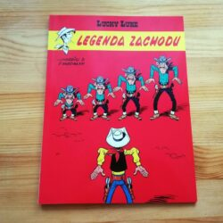 Lucky Luke. Legenda Zachodu – tom 70