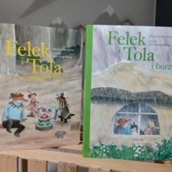 Felek i Tola: urodziny Henia i burza – Sylvia Vanden Heede