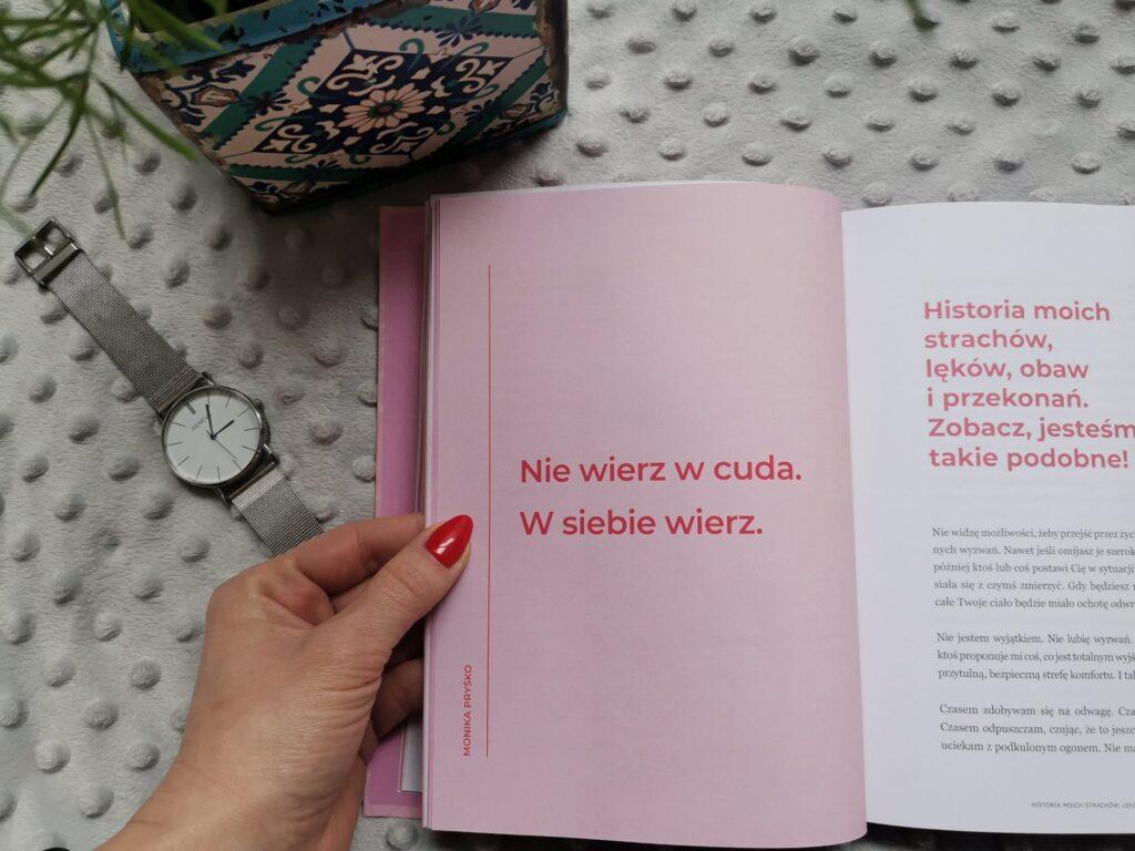 Bój się i działaj - Monika Pryśko