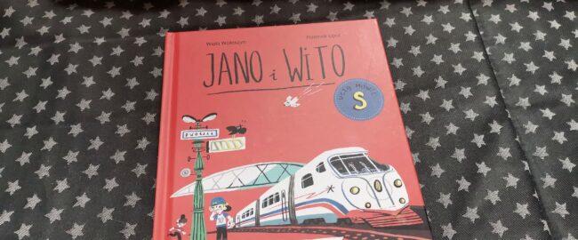 Jano i Wito. Ekspres na stacji –  Wiola Wołoszyn, Przemek Liput