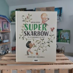 Wielka księga super skarbów – Susanna Isern