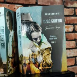 Czas gniewu. Tom II. Jaśminowa saga – Anna Sakowicz