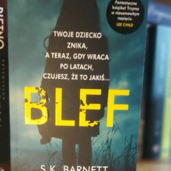 Blef – S. K. Barnett