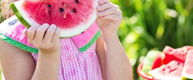 Zespół alergii jamy ustnej u dzieci