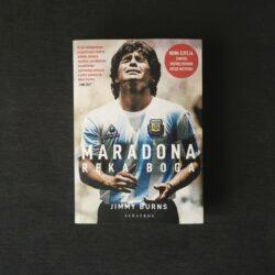 Maradona. Ręka Boga – Jimmy Burns