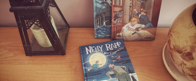Nelly Rapp i noc czarownic – Martin Widmark