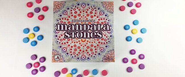 Kamienna Mandala – recenzja abstrakcyjnej gry logicznej