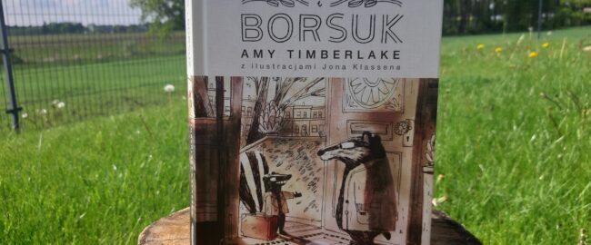 Skunks i Borsuk – Amy Timberlake