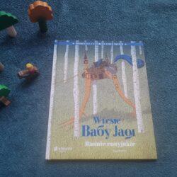 W lesie Baby Jagi. Baśnie rosyjskie –  Luigi Dal Cin