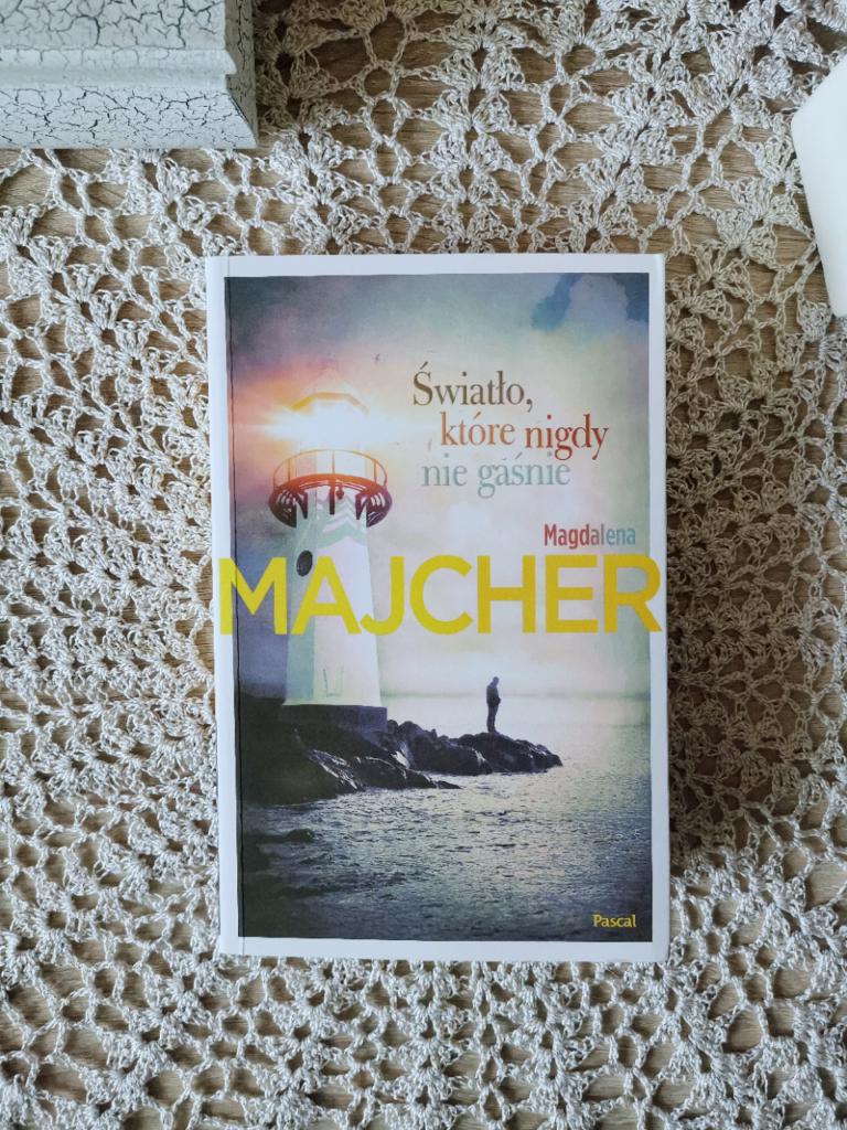 Fot. Światło, które nigdy nie gaśnie. Magdalena Majcher