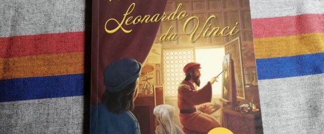 Twoja misja. Leonardo da Vinci – Emmanuelle Kecir-Lepetit