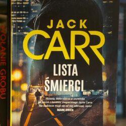 Lista śmierci – Jack Carr