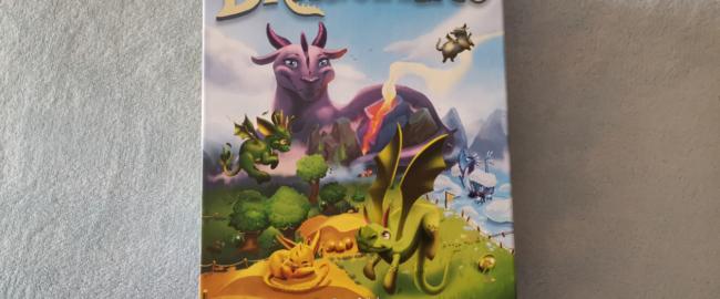 Dragomino – gra ze smokami, którą pokochają także starsze przedszkolaki