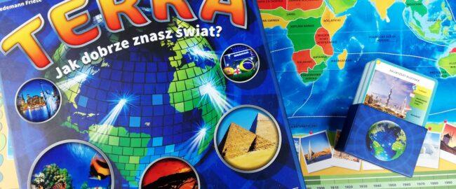 TERRA – Jak dobrze znasz świat?