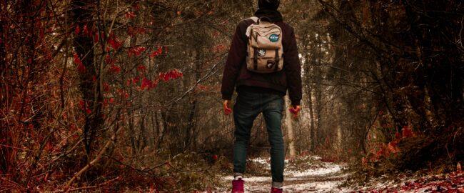 Przekonam Cię, że warto iść na jesienny spacer